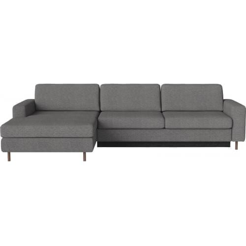 SCANDINAVIA Sofa bed with chaise longue -7776