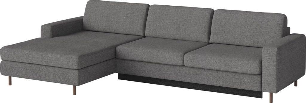 SCANDINAVIA Ágyazható kanapé lounger-7777