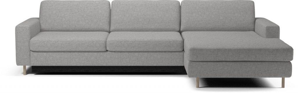 SCANDINAVIA Ágyazható kanapé lounger-7786