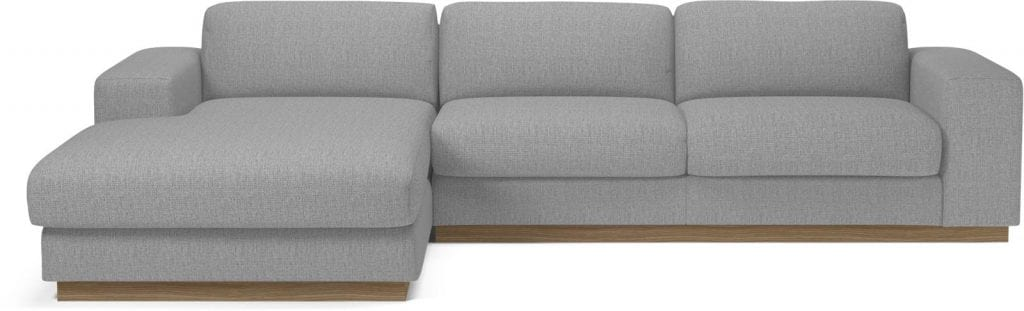 SEPIA 3 seater sofa bed with chaise longue-8012