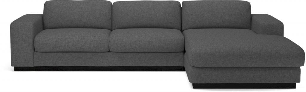 SEPIA 3 seater sofa bed with chaise longue-8019