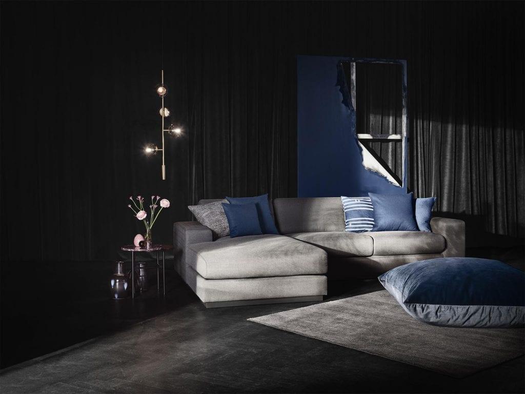 SEPIA 2½ személyes ágyazható kanapé-7993