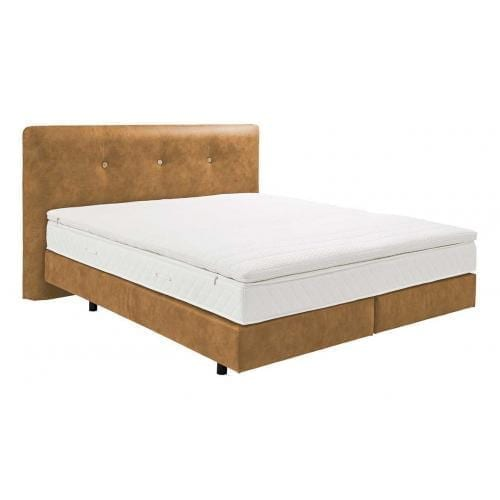 Hülsta BOXSPRING Bed A - Champagne brown-0
