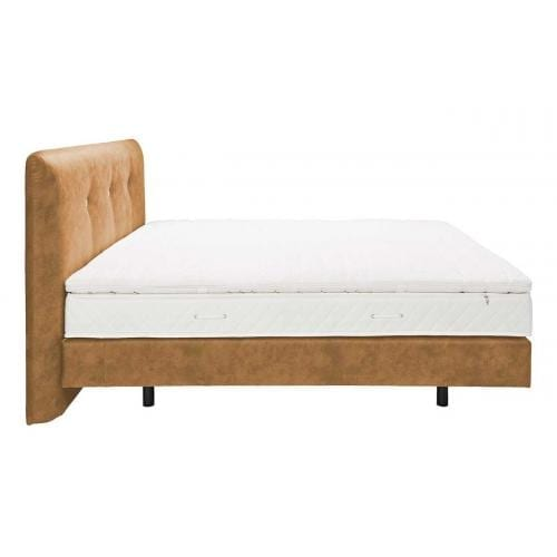 Hülsta BOXSPRING Bed A – Champagne brown-7373