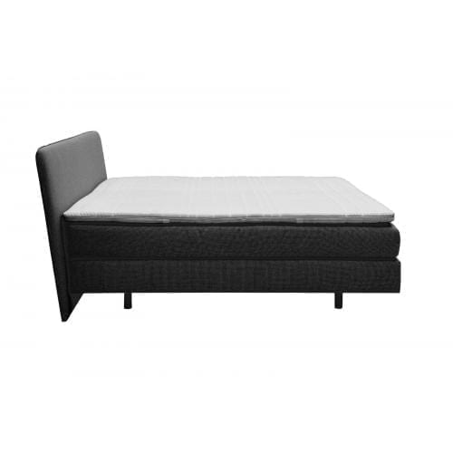 Hülsta BOXSPRING Bed B – Anthracite-7493
