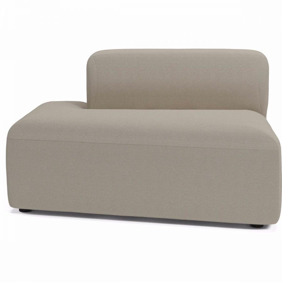 ANGLE Chaise longue-13039