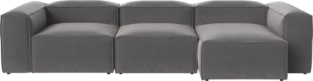 COSIMA 3 units with chaise longue-9045