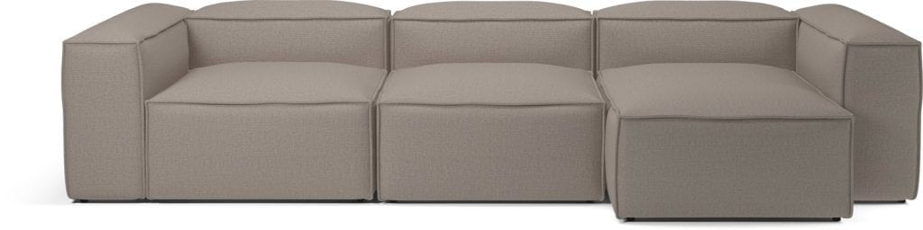 COSIMA 3 units with chaise longue-9048