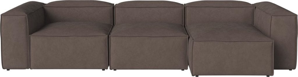 COSIMA 3 units with chaise longue-9049