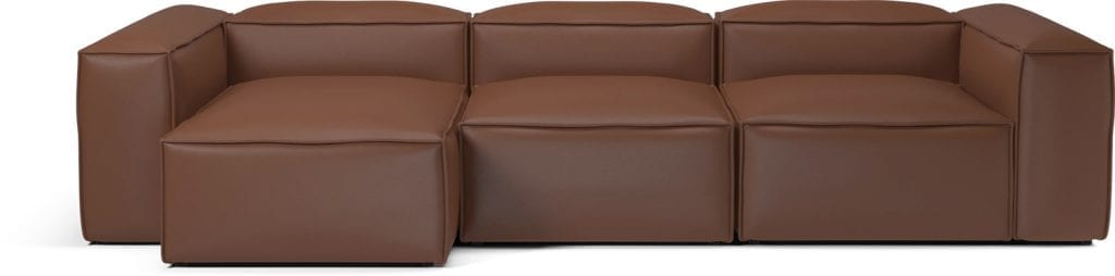 COSIMA 3 units with chaise longue-9052
