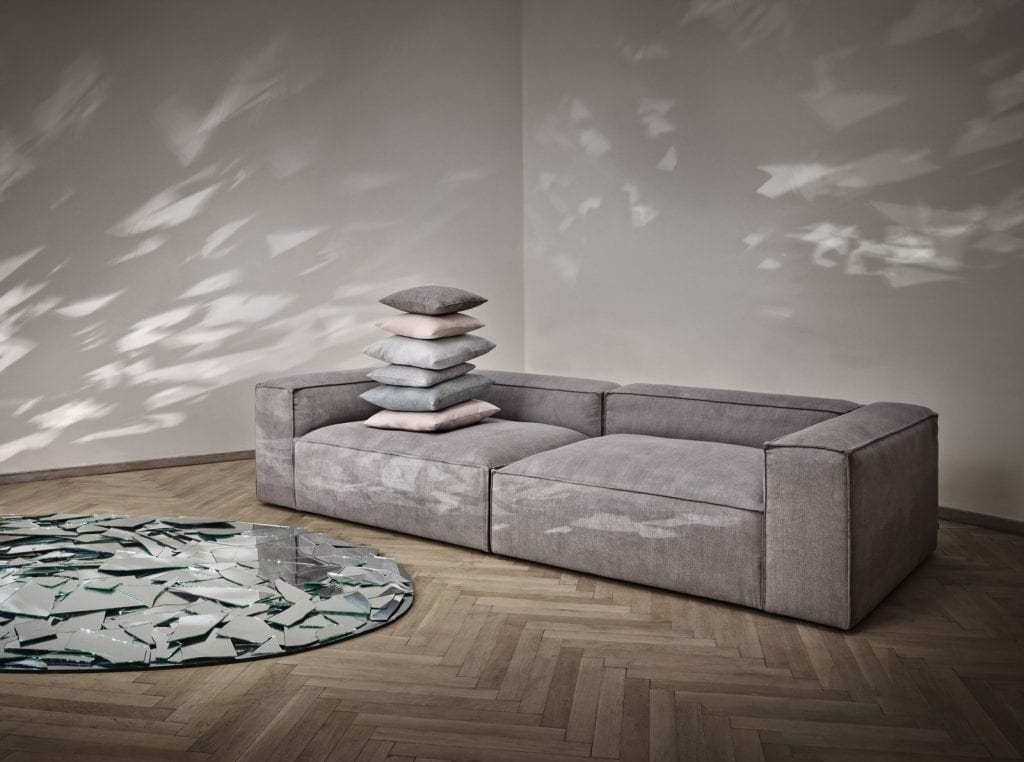 COSIMA 3 units with chaise longue-9034