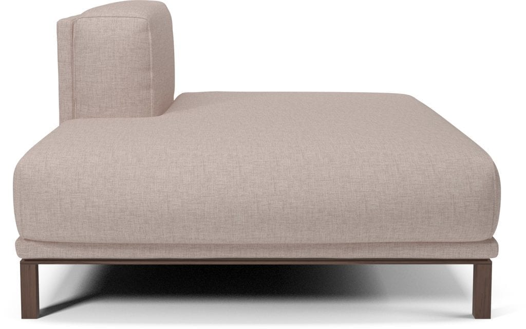 COSY Chaise longue without back-13405