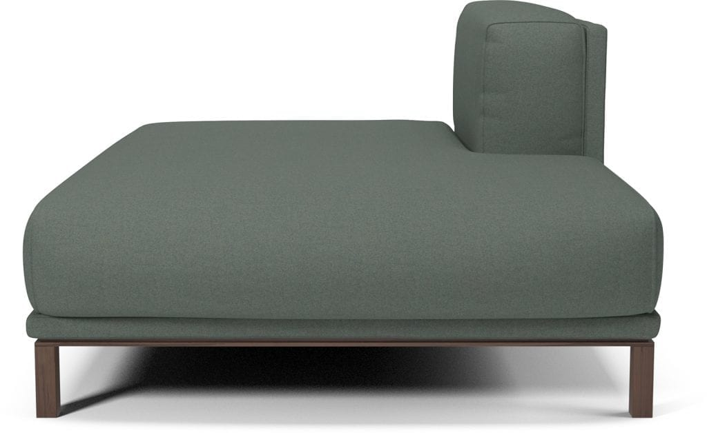 COSY Chaise longue without back-13411
