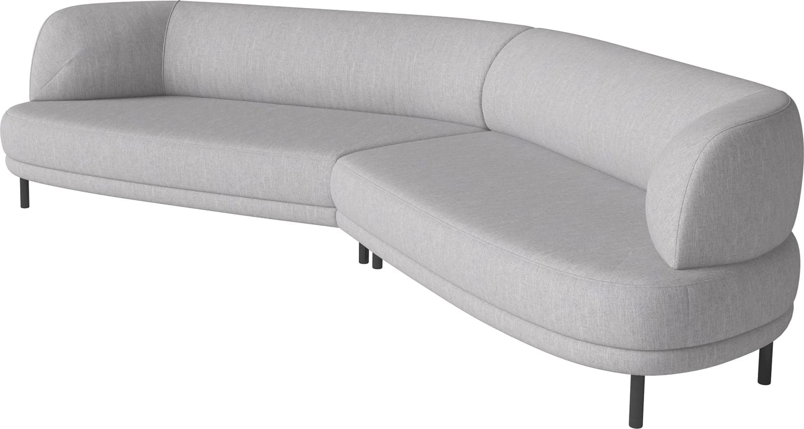 5 Seater Sofa With Chaise