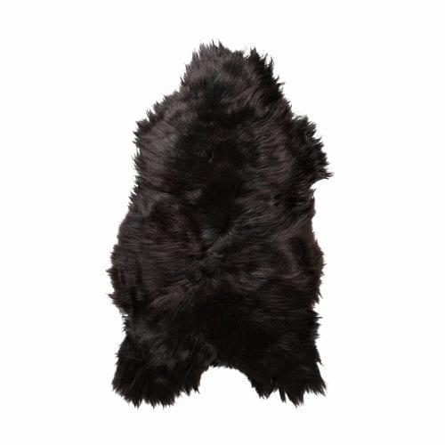Kattla Lambskin Longhair - Black-0