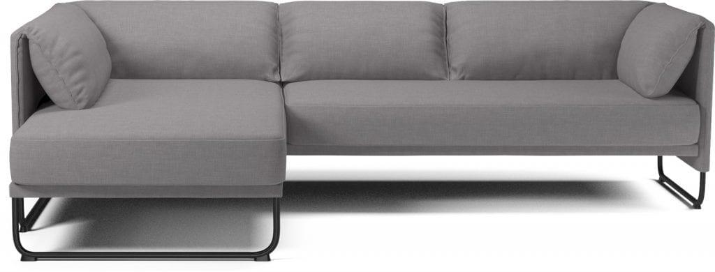 MARA 3 seater sofa with chaise longue-9170
