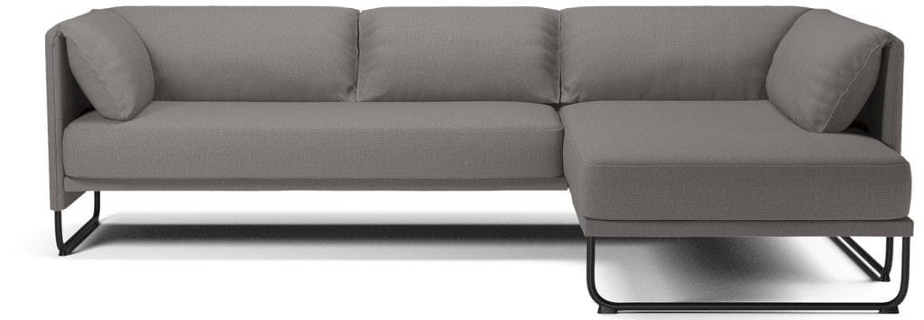 MARA 3 seater sofa with chaise longue