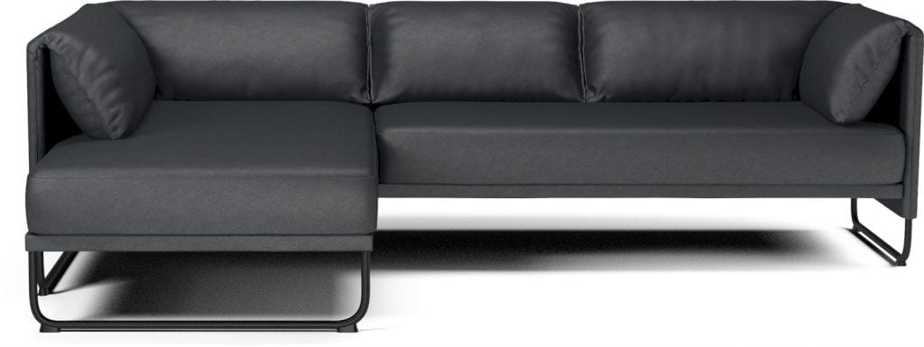 MARA 3 seater sofa with chaise longue-9171