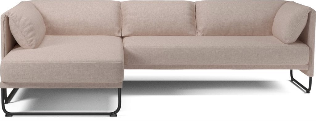 MARA 3 seater sofa with chaise longue-9172