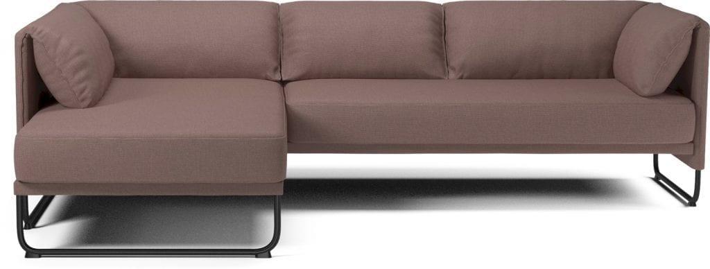 MARA 3 seater sofa with chaise longue-9173