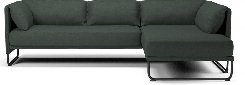 MARA 3 seater sofa with chaise longue-9175