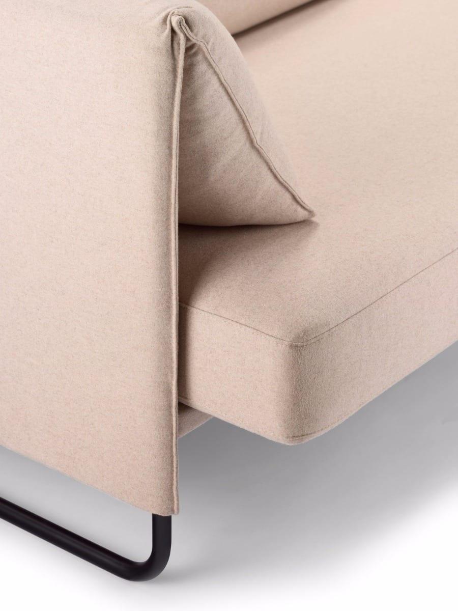 MARA 3 seater sofa with chaise longue-9160