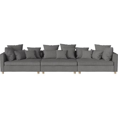 MR BIG 3 units sofa with back unit – large-9216