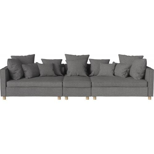 MR BIG 3 units sofa with back unit – small-9194