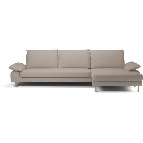 NEST 4 seater sofa with chaise longue-0