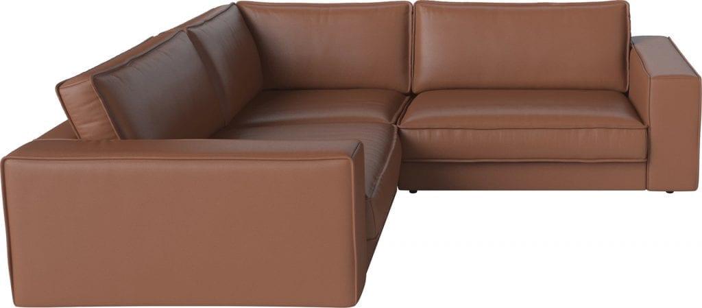 NOORA 3 units sofa - 265 x 265 cm