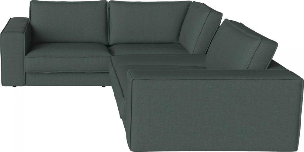 NOORA 4 units sofa - 235 x 275 cm