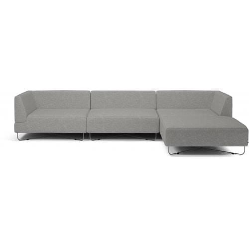 ORLANDO 4 units sofa with chaise longue-0
