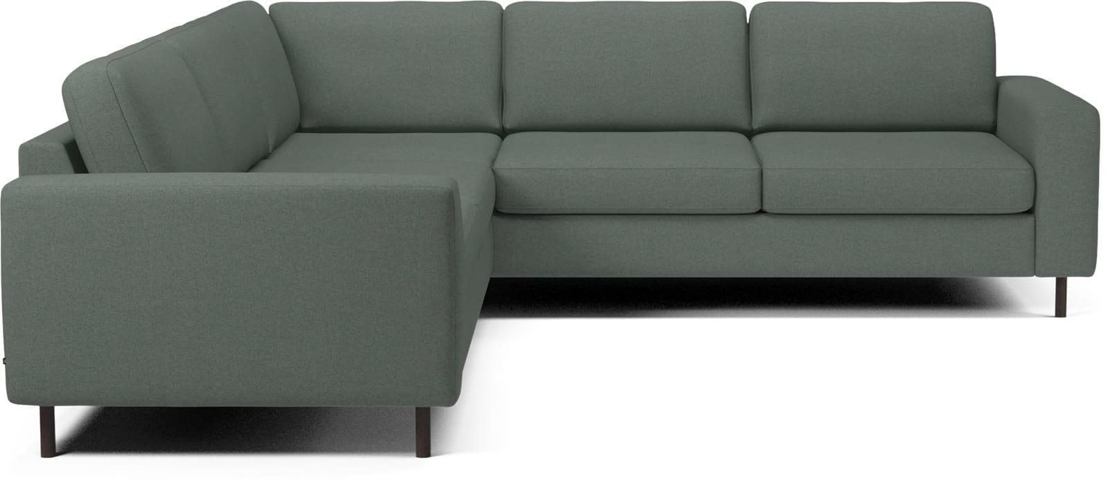 SCANDINAVIA 5 seater corner sofa (2 corner 2)