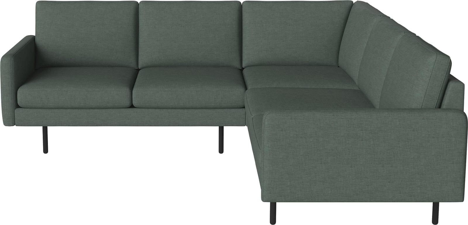 SCANDINAVIA REMIX 5 seater corner sofa (2 corner 2)