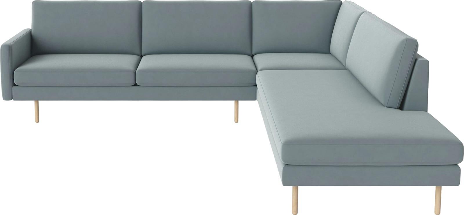 Scandinavia Remix 5 Seater Corner Sofa