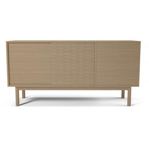 CASE Sideboard - White oiled oak -14132