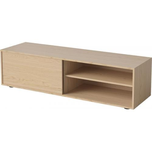 Cosima storage – Small – White pigmetned oak-14318