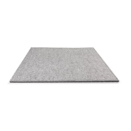 Harvard/Blade/ETC - Felt cushion - Light grey melange-0