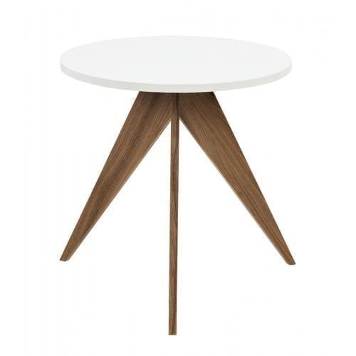 Hülsta CT71 Kerek kombinálható asztalka - nagy-0