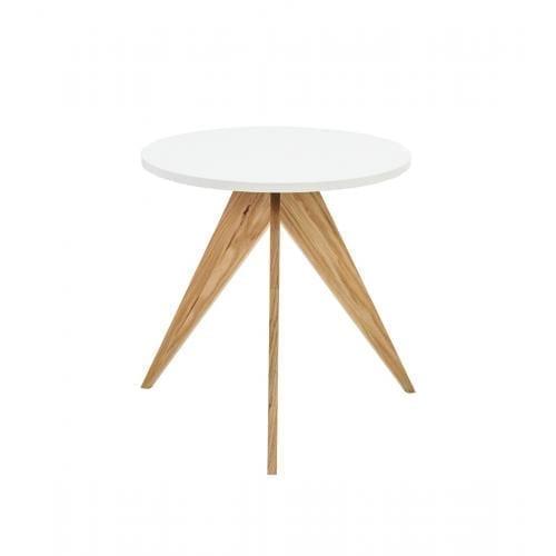 Hülsta CT71 Kerek kombinálható asztalka - kicsi-0