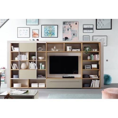 Hülsta TIME Living room combination XI.-0