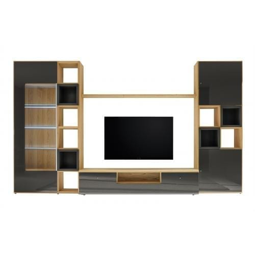 Hülsta TIME Living room combination IX.-15050