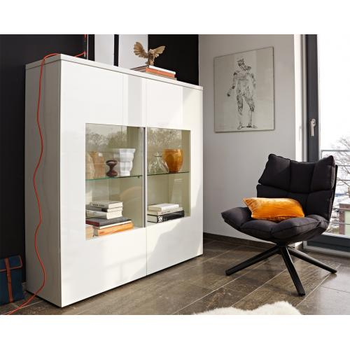 Hülsta TIME Glass cabinet II.-0
