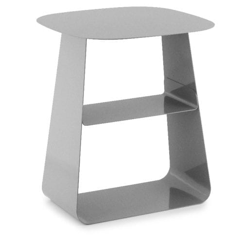 STAY Asztal - 40x40 - Szürke-0