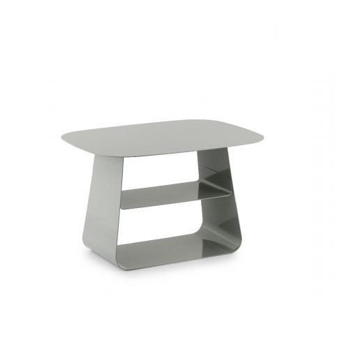 STAY Asztal - 40x52 - Kőszürke-0