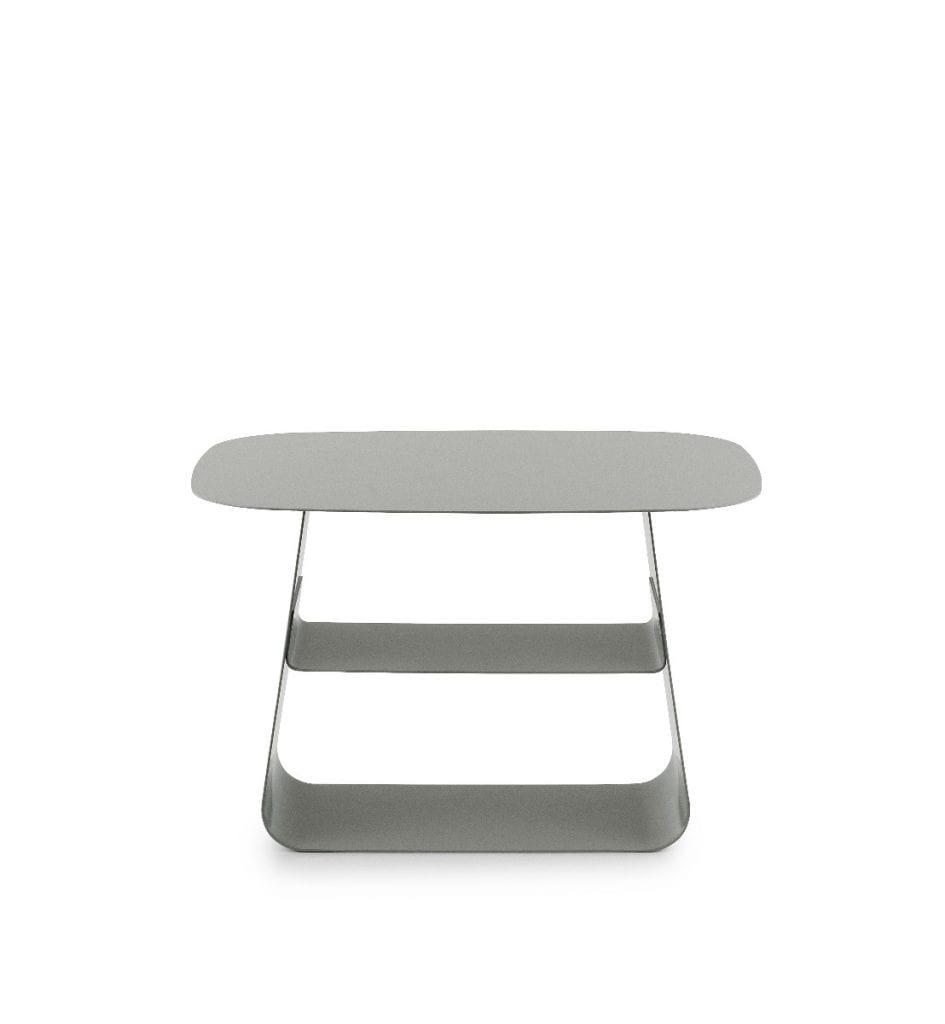 STAY Asztal - 40x52 - Kőszürke-16760