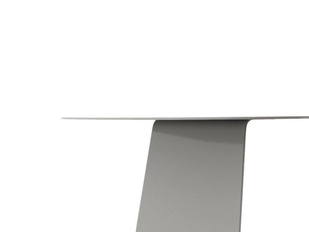 STAY Asztal - 40x52 - Kőszürke-16761