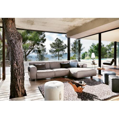 VESTA 3 személyes kanapé lounger-0