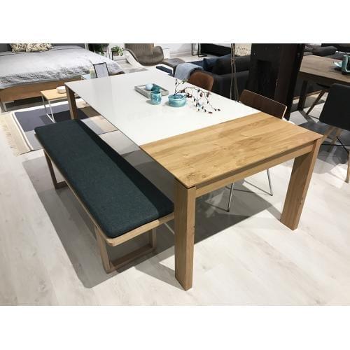 HÜLSTA ET20 Bővíthető étkezőasztal - Bemutatótermi bútor-0