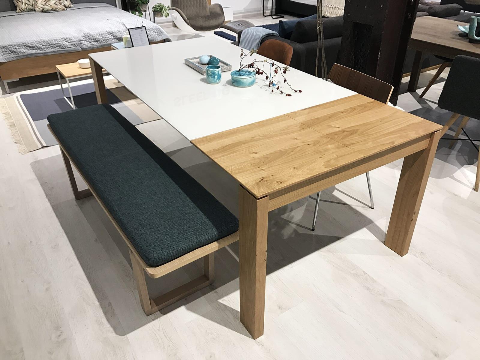 Hülsta Et20 Extendable Dining Table Showroom Furniture